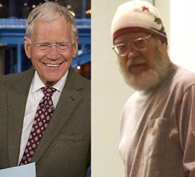 is david letterman sick