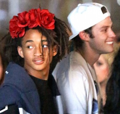 is jaden-smith gay