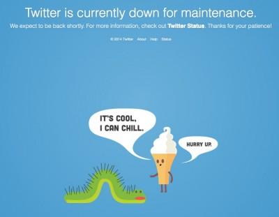 is twitter down