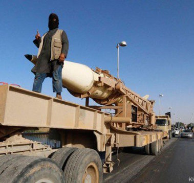 isis nuclear missle AP: ISIS Was Shopped Nuclear Materials