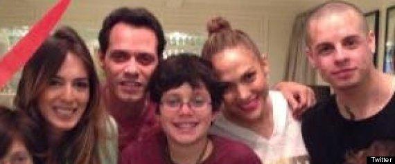 Marc Anthony Kids Arianna