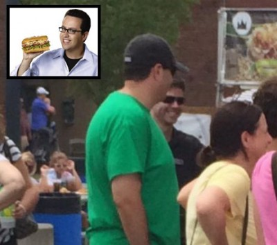 jared fogle indiana state fair grounds