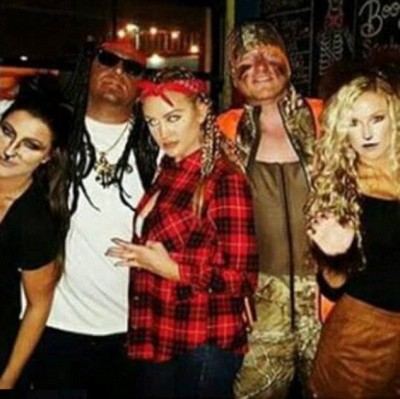 jason aldean blackface 400x399 Country Singer Jason Aldean Donned Blackface For Halloween