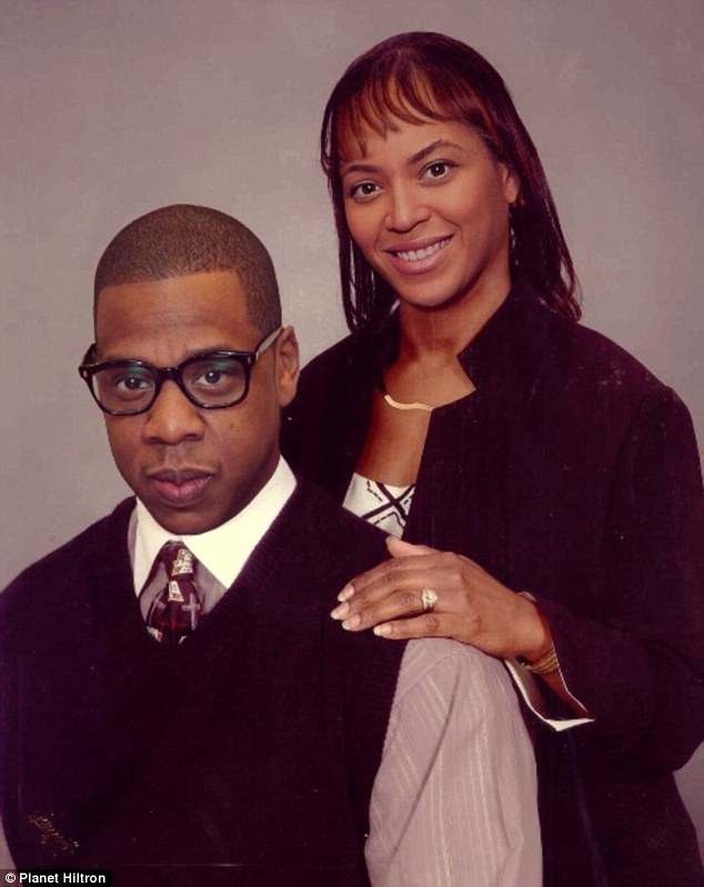 jay z and beyonce older
