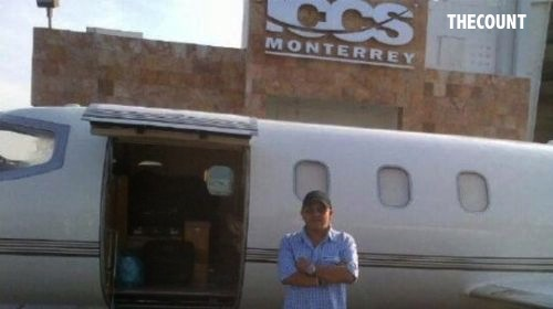 jenni rivera 4878 5964 Jenni Rivera Jet Crash Accident Scene Pictured