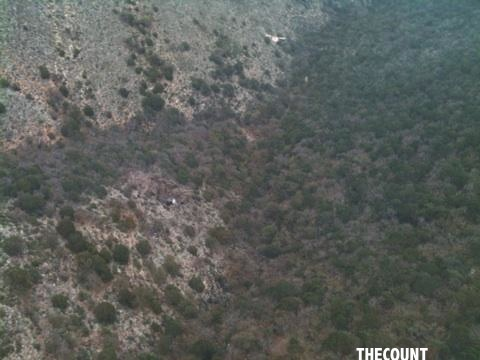 Jenni Rivera Jet Crash Accident Scene Pictured