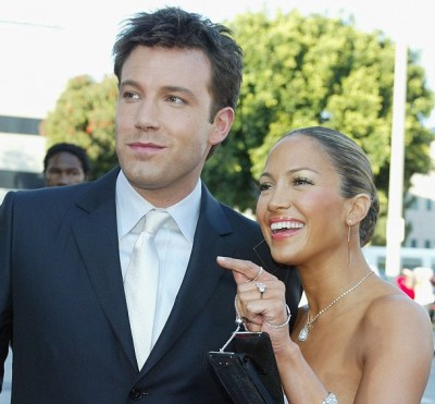 jennifer lopez ben affleck 3 400x371 REPORT: Ben Affleck And Jennifer Lopez GETTING BACK TOGETHER