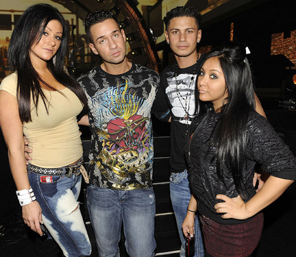 Jersey Shore Crushes Network Shows in Ratings