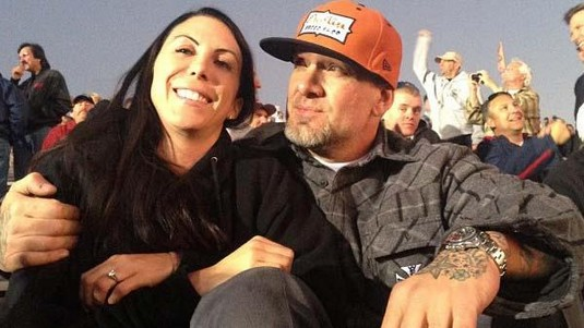 jesse james alexis dejoria Luck Of The Devil: Jesse James Marries Paul Mitchell Heir
