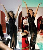 jessica alba in black dress 150x174 Shes pretty, but not Perfect