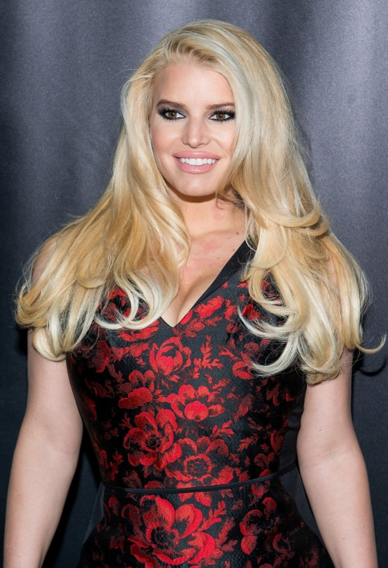 jessica simpson red carpet2