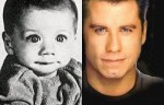 john travolta baby pic 150x96 Awesome Celebrity Youth Pictures