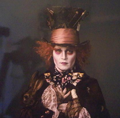 johnny depp alice in wonderland photo Tim Burtons Alice in Wonderland and Johnny Depp to be 3D