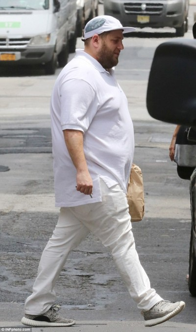 jonah hill weight gain