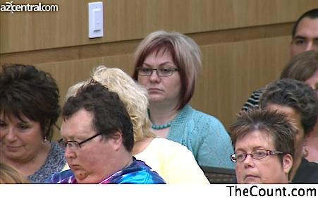 juror 5 jodi arias murder trial Jodi Arias Trial Excused Juror #5 ...