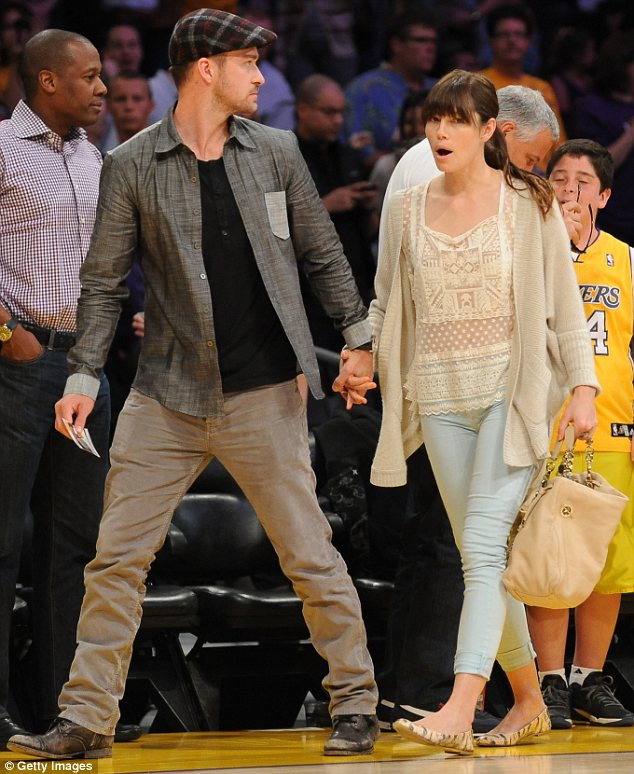 justin biel lakers nuggets