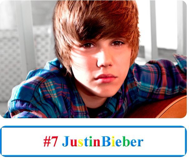 justine bieber top 10 popular women Justine Bieber Makes Google TOP 50 Most Popular WOMEN On Web!