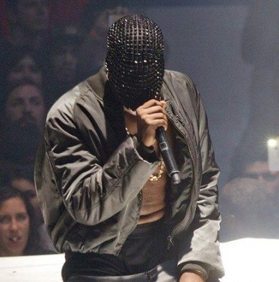 EXCLUSIVE: Wardrobe Mulfunction! Kanye West suffers major 'Crotch Blowout' during debut Yeezus performance