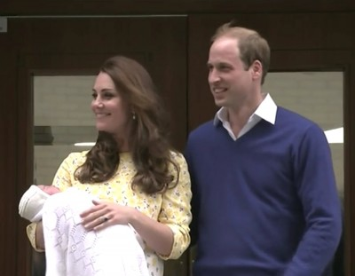 kate middleton baby girl photos 2