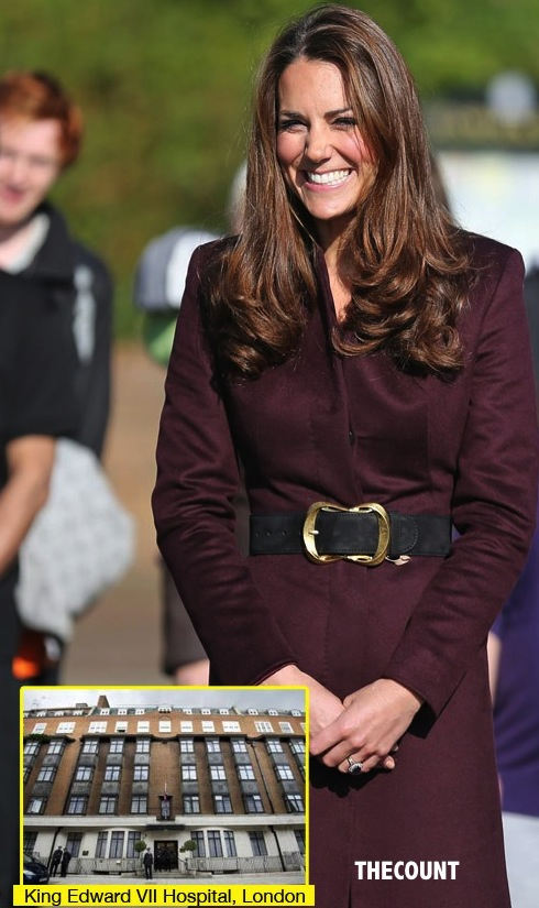 kate middleton pregnant lead2 KATE MIDDLETON NURSE TAKES OWN LIFE! AFTER PRANK CALL