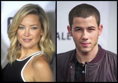 Is Kate Hudson banging Nick Jonas?
