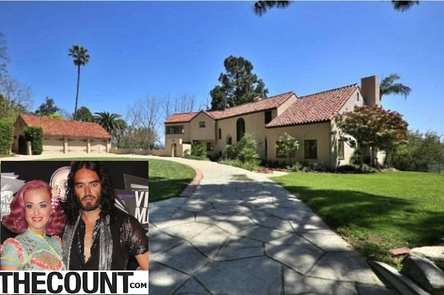 katy perry house for sale