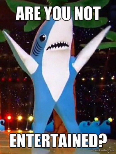 katy perry super bowl left shark meme 5