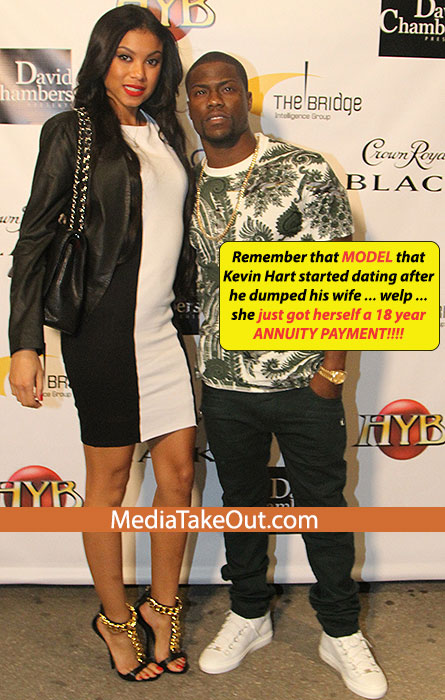 kavin hart Comedian Kevin Hart: Youre The Father!