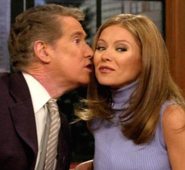 kelly ripa regis Regis Philbin: I havent Talked To Kelly Ripa ONCE Since Show Ended