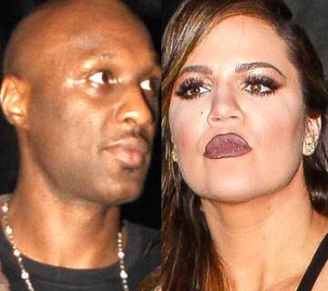 khloe kardashian lamar odomstill married