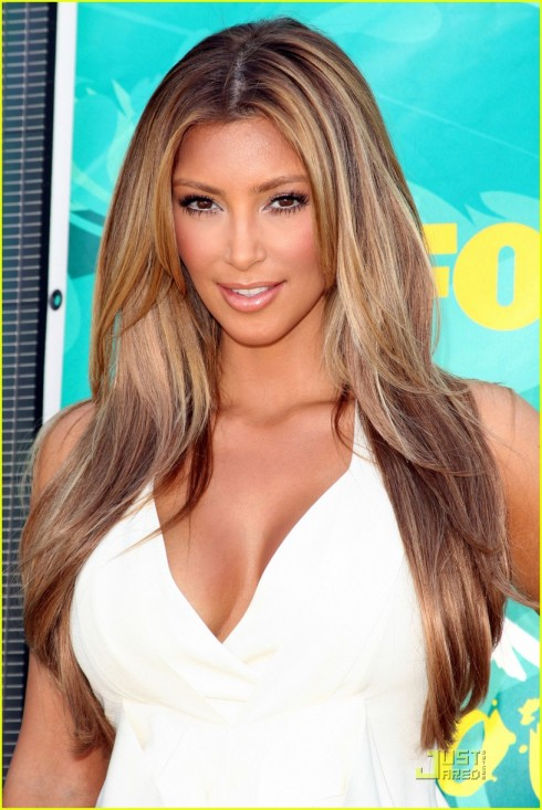 Kim Kardashian at 2009 Teen Choice