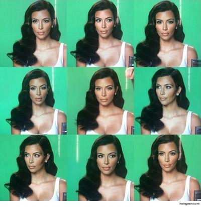 kim kardashian the many moods of me