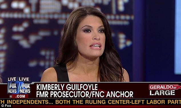 Fox News Anchor Kimberly Guilfoyle