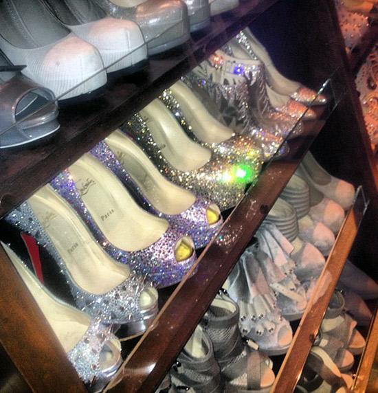 kimcloset4 3638037412052816381 Kim Kardashian Has a Serious Shoe Fetish