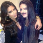 Kim Kardashian Kendall Jenner Before and After Electrolysis