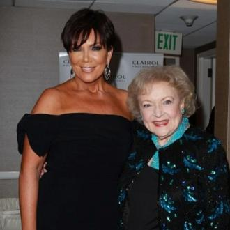 kris jenner and betty white 635838 Kris Jenner Wants You To Know That Bruce Jenner Is A Cross Dresser?