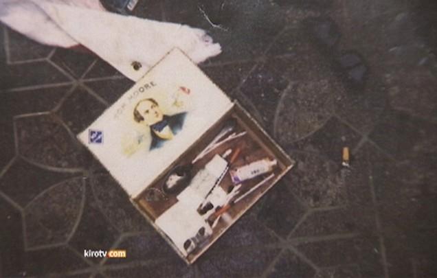 kurt cobain death scene 2