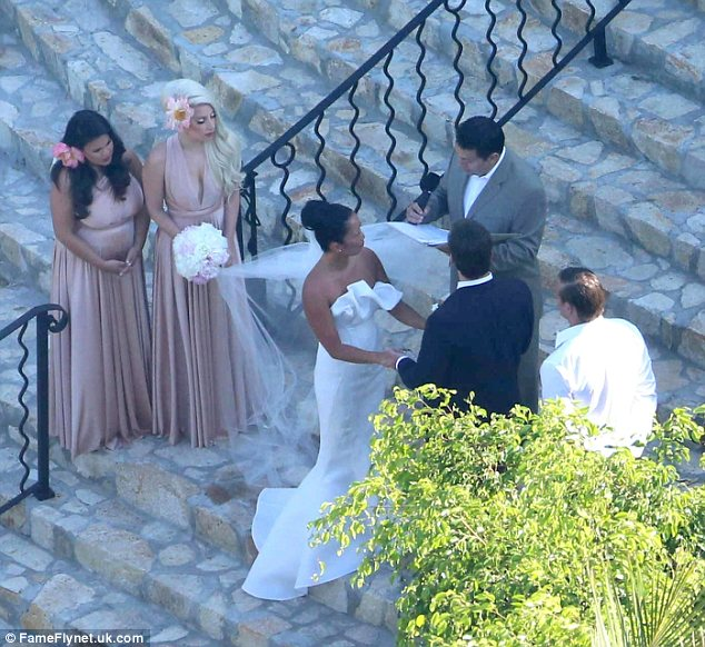 lady gaga bridesmaid2