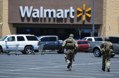 las vegas walmart shooting 400x265 Toddler Who Shot Mother In Walmart To BE Charged As ADULT?