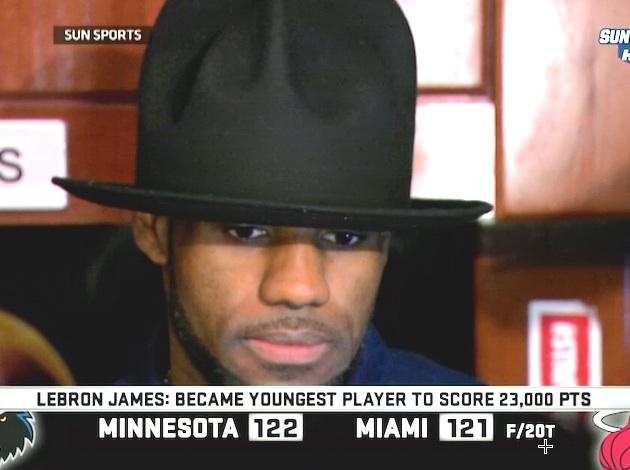 lebron james happy hat 2 fet
