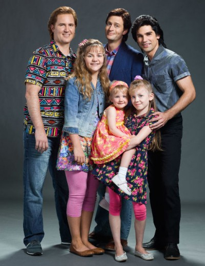 lifetime fullhouse cast photo