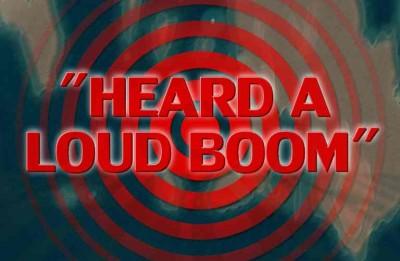 loud boom Alabama