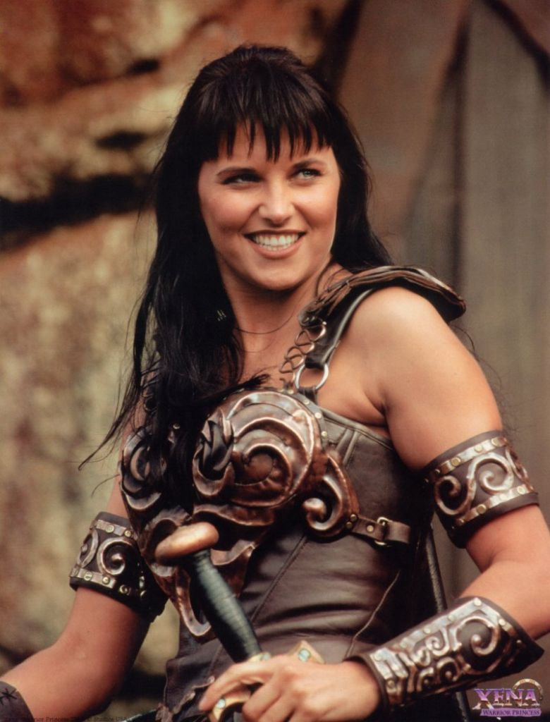 lucy lawless 2 XENA WARRIOR PRINCESS Headed To CHICAGO! Via HOLLYWOOD!