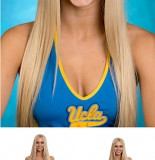 macall ucla basketball 1 155x160 MaCall Manor: Hottest College Cheerleader Of All Time?
