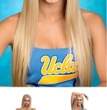 macall ucla cheerleader football 155x160 MaCall Manor: Hottest College Cheerleader Of All Time?