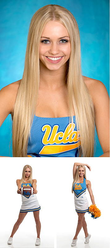 macall ucla cheerleader football MaCall Manor: Hottest College Cheerleader Of All Time?