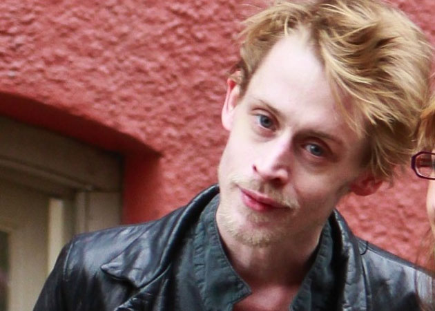 Scary New Macaulay Culkin Photos