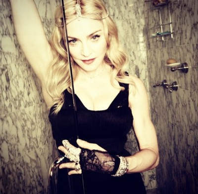 madonna spring cleaning