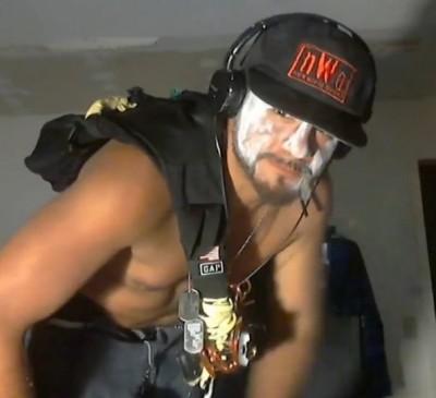 man shot Armando Montalvo wwe 400x365 This Is The Man SHOT Outside WWE Facility