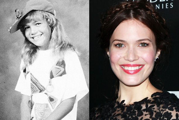 mandy-moore-yearbook-young-1996-red-carpet-2012-photo-split